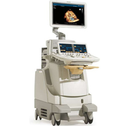 Philips iE33 xMATRIX Echocardiography ULtrasound System