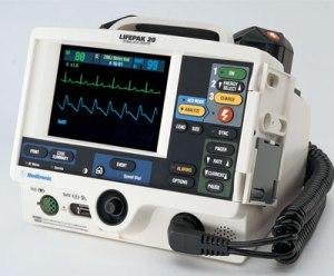 Physio Control Lifepak 20 Defibrillator/Monitor