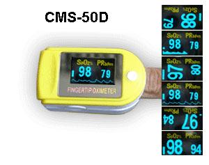 cms50d Fingertip Oximeter