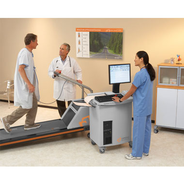 Quinton Q-Stress Cardiac Machine