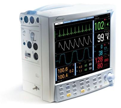 Datascope Spectrum OR Patient Monitor