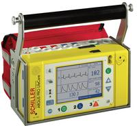 Schiller Argus Pro Lifecare AED-Defibrillator