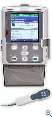 Smiths Medical CADD-Solis Infusion Pump