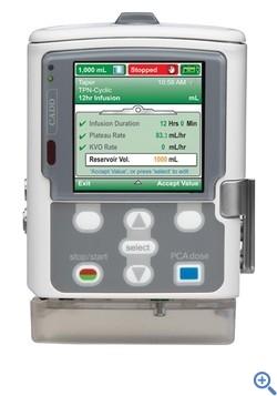 Smiths Medical CADD-Solis VIP Infusion Pump, Model 2120