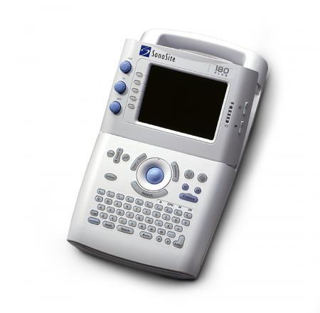 Sonosite 180 Plus Ultrasound System