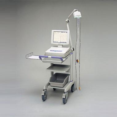 Nihon Kohden Stress ECG 1550A Cardiofax V