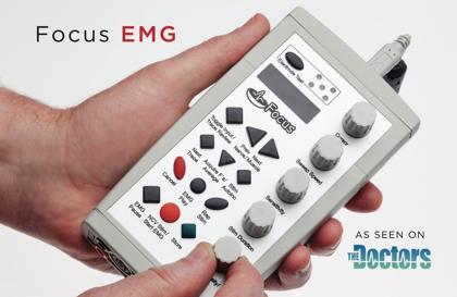 TeleEMG FOCUS PC Based EMG Machine