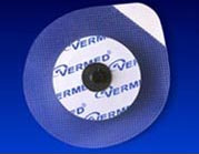 Vermed A10025T-60 Wet Gel Foam All Purpose Radiotranslucent Electrode