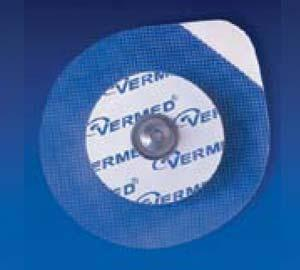 Vermed A10032-60RT Solid Gel Tape Electrode