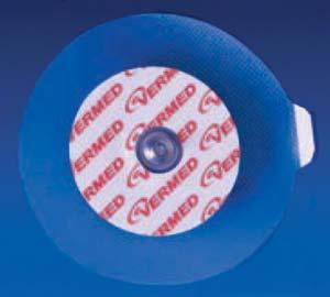 Vermed A1006-1-60RT Foam Wet Gel Foam Electrode