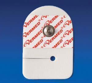 Vermed A10071-1-60 Wire Restraint Foam Meatl Snap