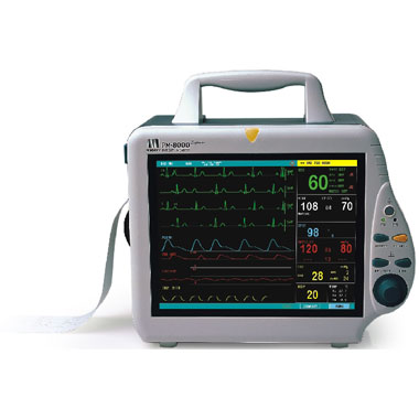Mindray PM-8000 Patient Monitor (Demo)