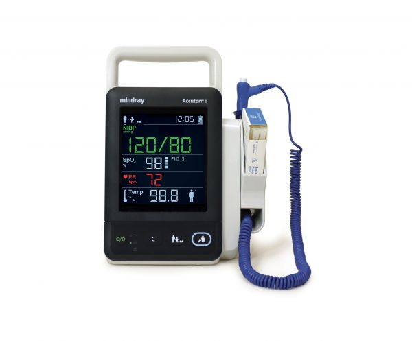Mindray Patient Monitor Accutorr 3