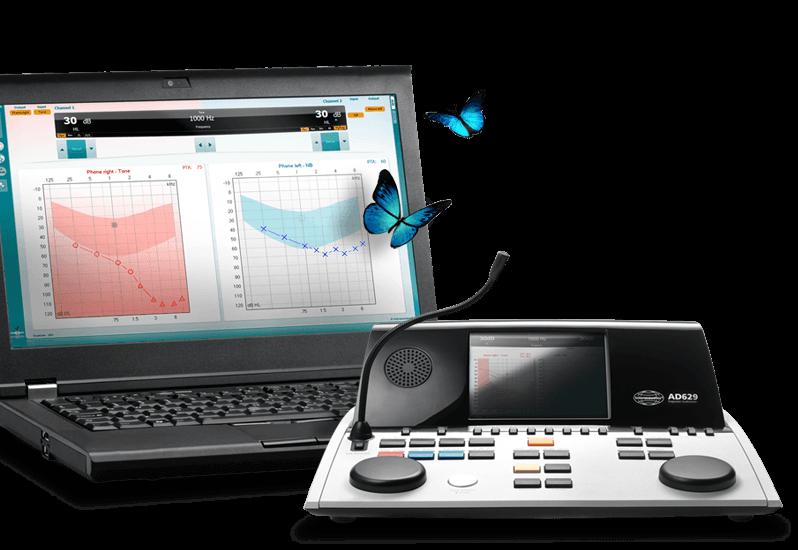 Interacoustics AD629 Audiometer