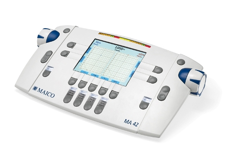Maico MA 42 Portable Stand-Alone Audiometer