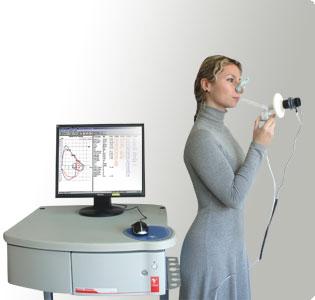 Cosmed Quark Spirometry Lab