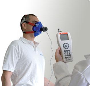 Cosmed SpiroPalm 6MWT Handheld Spirometer