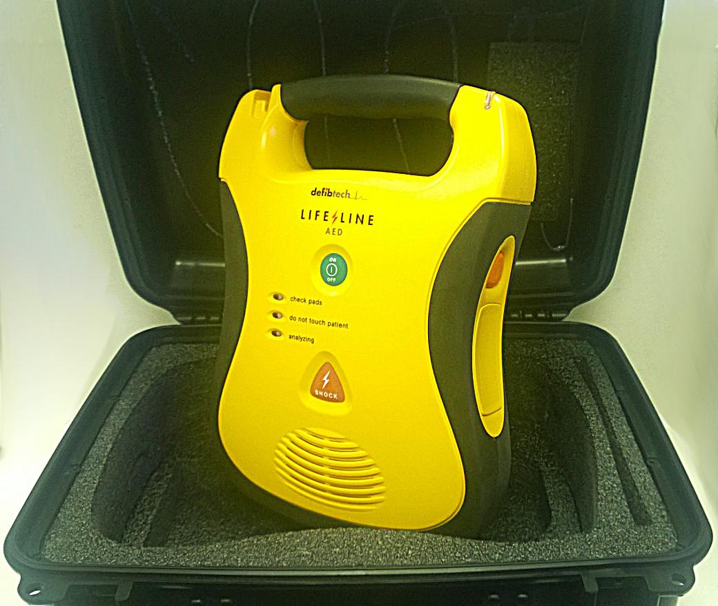 Defibtech Lifeline AED (Refurbished)