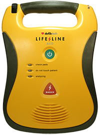 Defibtech Lifeline AED