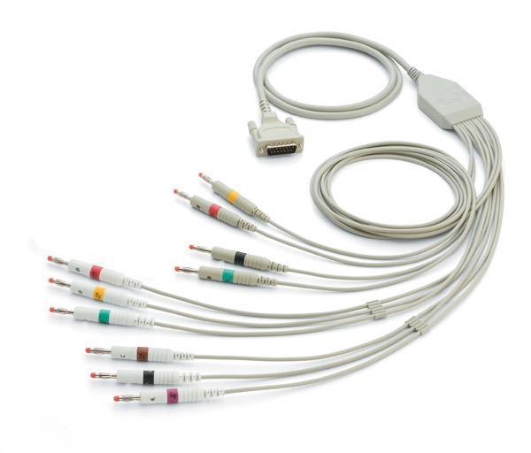 Mortara Eli-250 ECG Cable