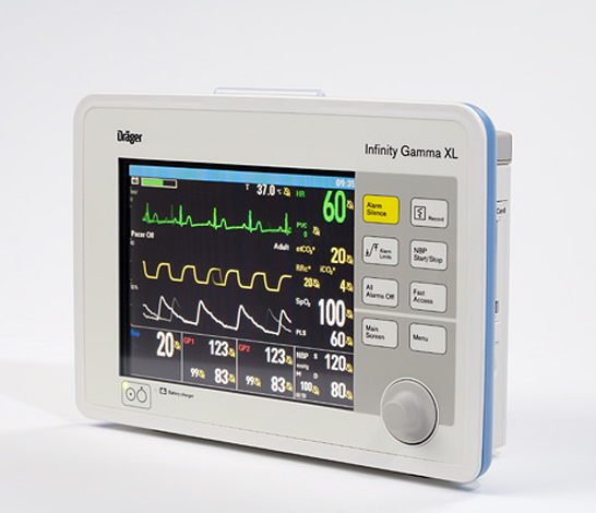 Drager Infinity® Gamma XL Patient Monitor
