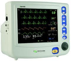 Cardiac Science nGenuity Vital Signs Monitor