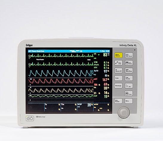 Drager Infinity® Delta XL Patient Monitor