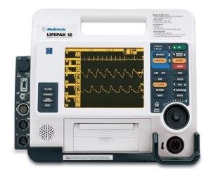 Physio Control LifePak 12 Defibrillator
