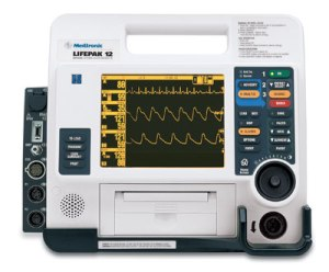 Physio Control LifePak 12 Defibrillator (Refurbished)