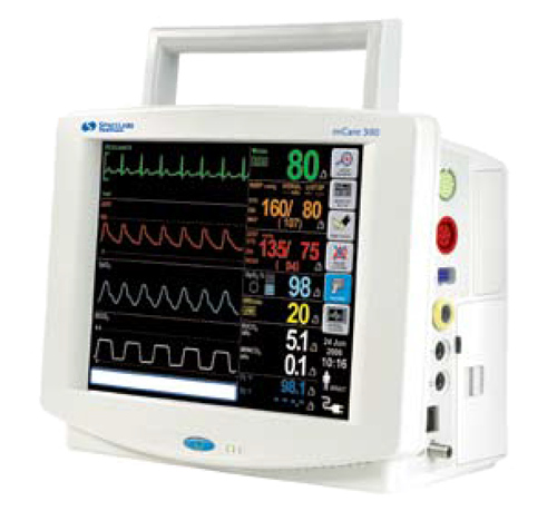 Spacelabs mCare 300 Vital Signs Monitor