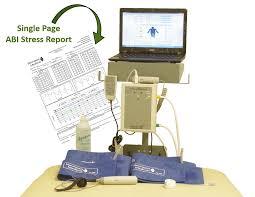 Newman Medical ABI-450CL ABI Machine (ABI + Stress)