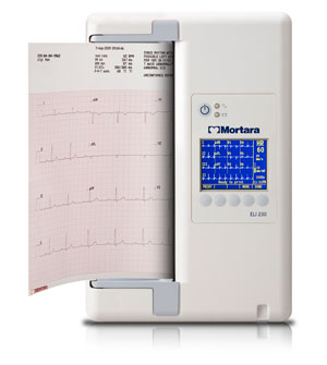 Burdick 230 Resting ECG / EKG