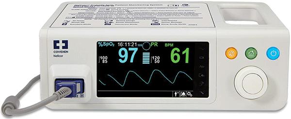 Nellcor PM100N Bedside Pulse Oximeter
