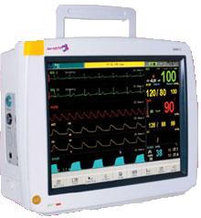 Omni II Infinium Patient Monitor