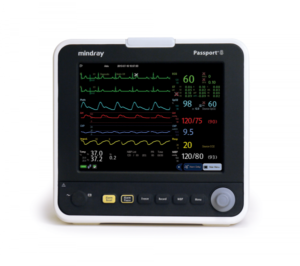 Mindray Patient Monitor Passport 8
