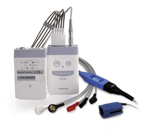 Mindray Patient Monitor Tel-200