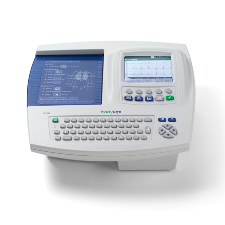 Welch Allyn CP 200 Resting ECG / EKG Machine