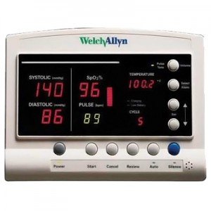 Welch Allyn 52000 Series Vital Signs Monitor