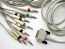 Burdick 007785 ECG Cable