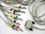 Burdick 007785 ECG Cable
