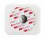 3M 2560 Red Dot ECG Electrodes