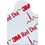 3M Red Dot Resting EKG Electrode 2360