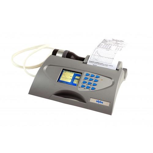 Alpha Spirometer