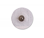Bio-Detek LT303PSG Cloth Solid Gel Pedicatric Electrode Round