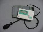 Semi-Automatic Digital Blood Pressure Monitor