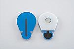 Burdick 015-0630-00 Blue Max SUPATAB Resting Wet Gel ECG Electrodes