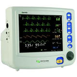 Criticare 8100E1 nGenuity w/CO2 Vital Signs Monitor