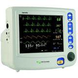 Criticare 8100E1 nGenuity w/CO2 Vital Signs Monitor