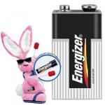 Energizer 9 Volt Batteries, 12 Pack