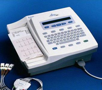 Burdick Atria 3100 EKG Machine (No Interpretation)